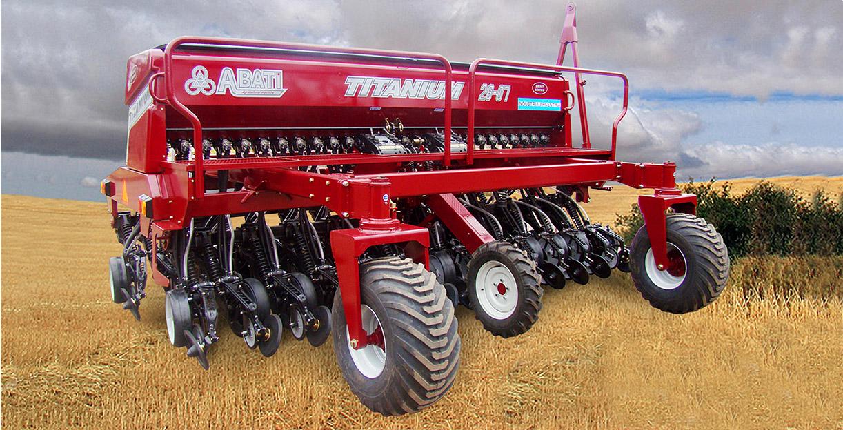 Mechanical-seeder-Abati-Titanium-BDS-5000